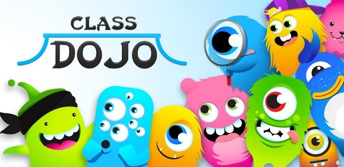 Class Dojo Logo - School Discipline/Communication App