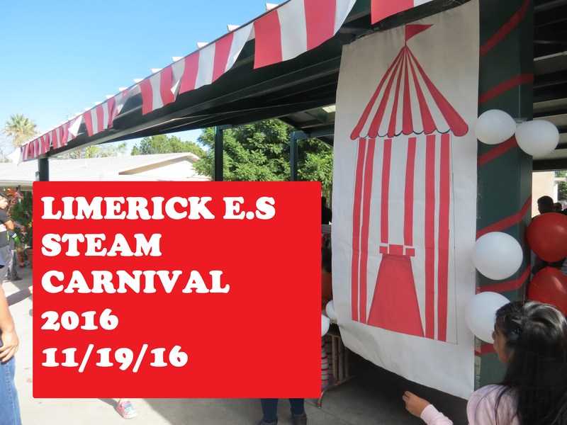 Limerick STEAM Carnival 2016! (Click Here for Photos!) Thumbnail Image
