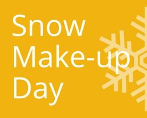 Snow make-up day