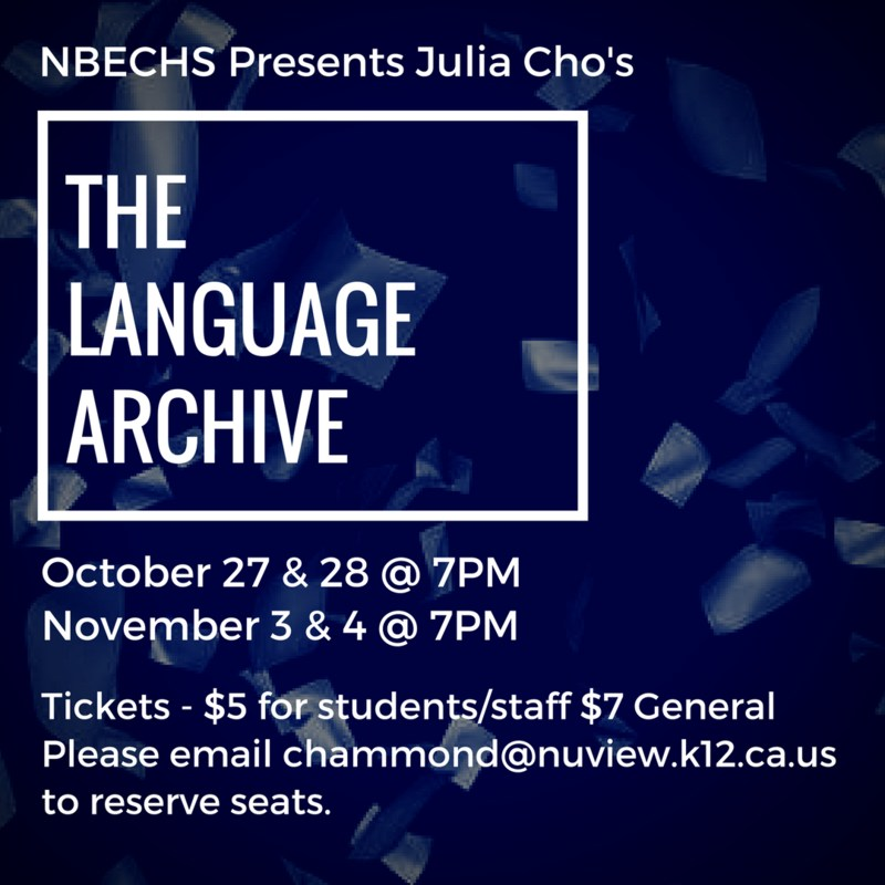 NBECHS Production - The Language Archive Featured Photo