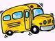 School bus clipart image