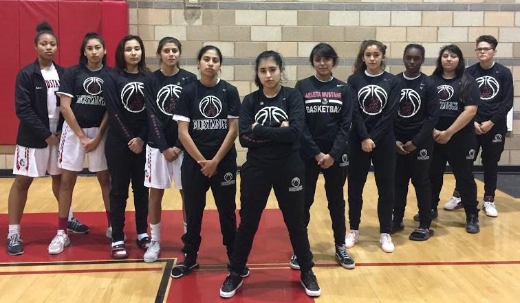 Girls Basketball Athletics Arleta High School