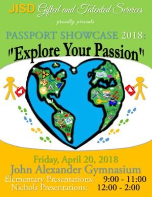 flyer for GT Fair on April 20