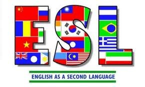 ESL (English as a Second Language) logo