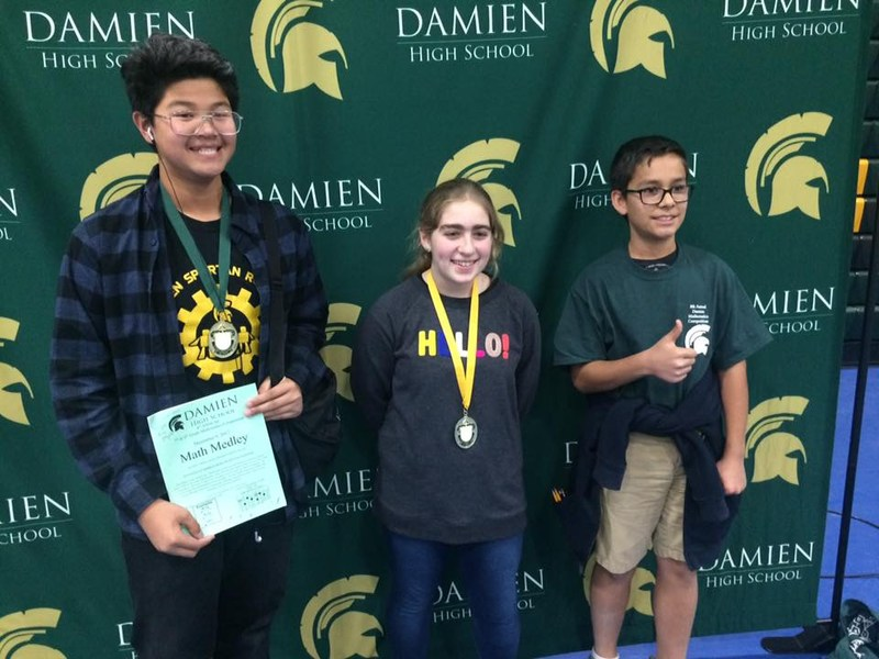 8th Annual Mathematics Competition Featured Photo