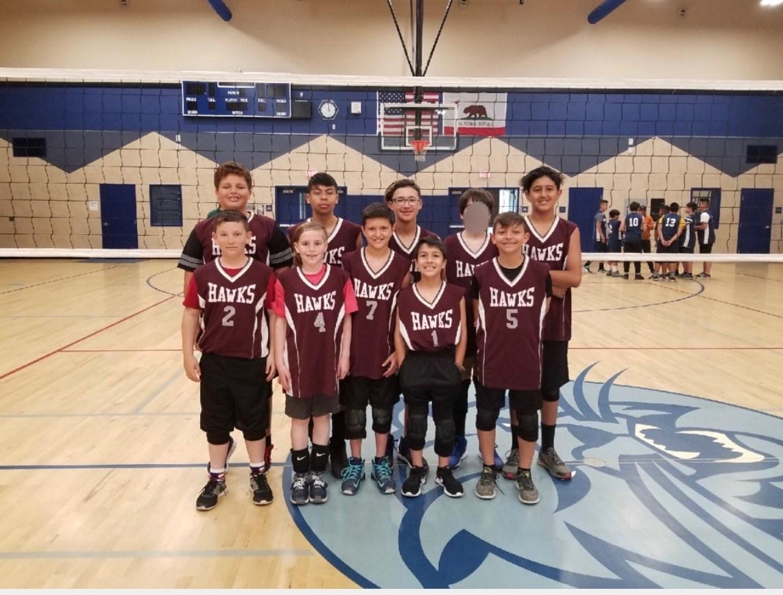 Boys' Volleyball Team
