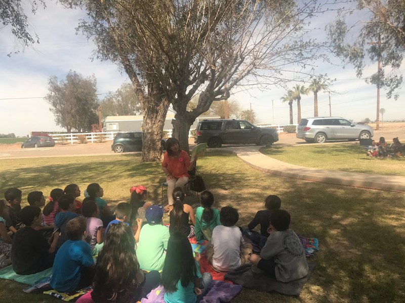 2nd Grade's Reading Literacy Day ~ March 10, 2017 Thumbnail Image
