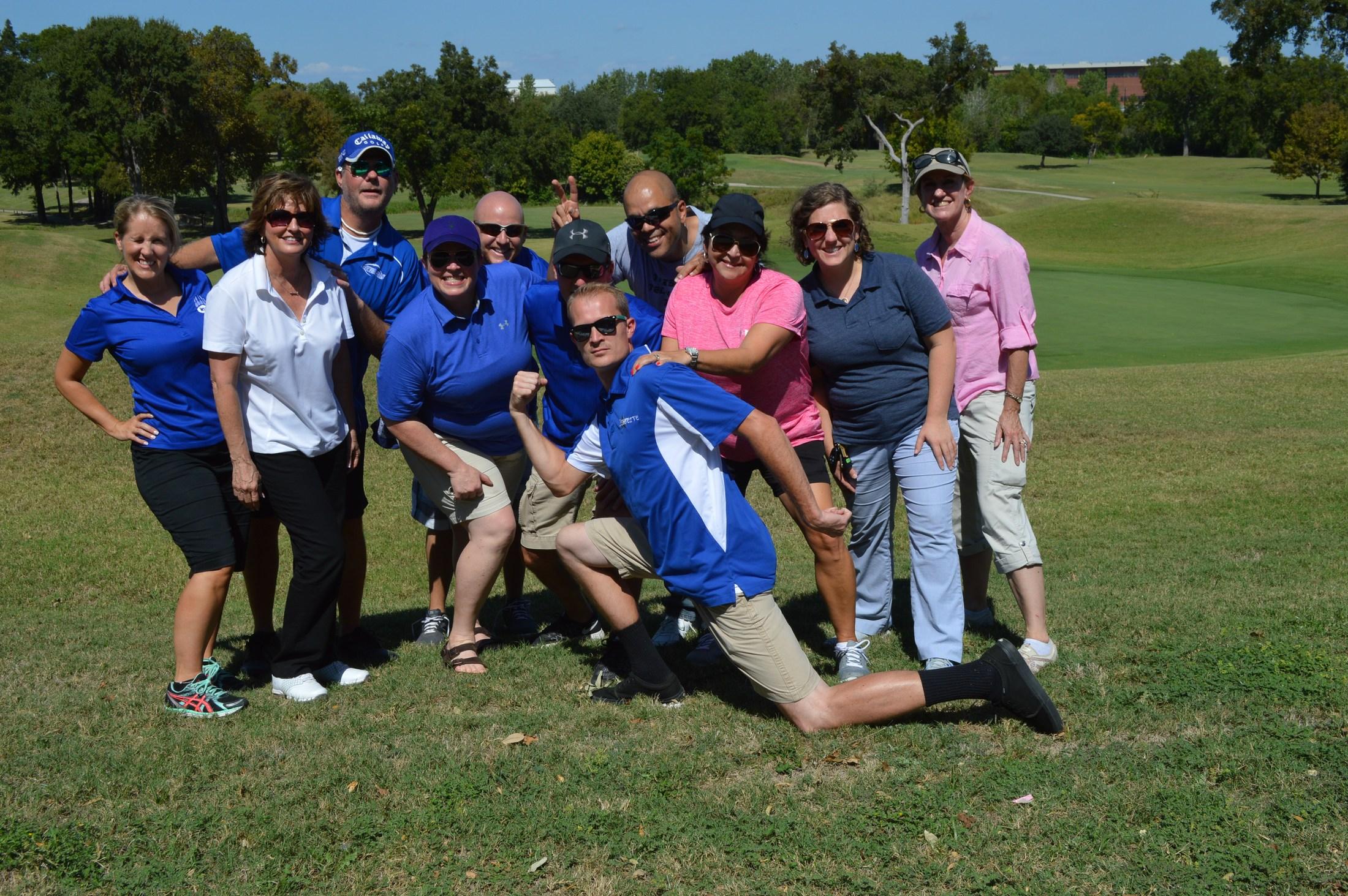 Golf Tournament: Technology Department