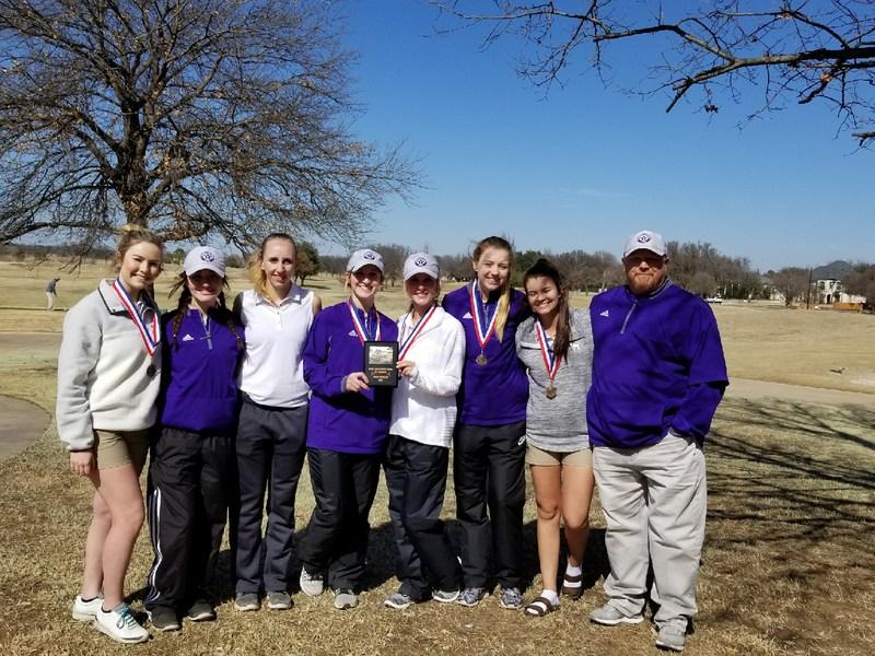 Tigerettes Take 3rd at Golf Tourney Thumbnail Image