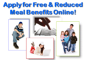 Apply for Free & Reduced Meal Benefits