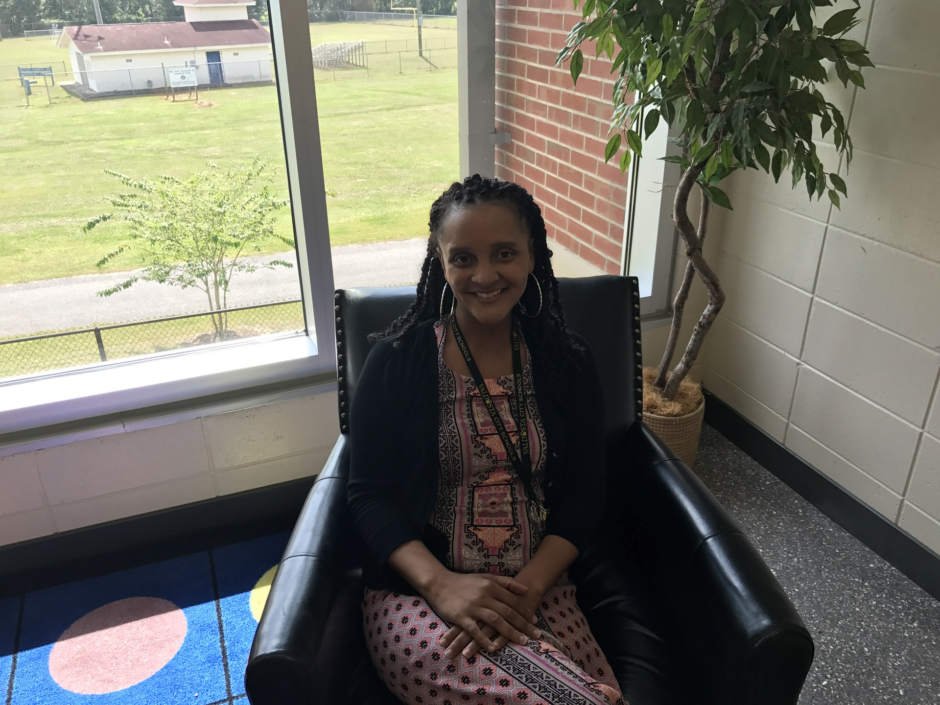 Mrs. Kayla Brown, Gifted and STEM