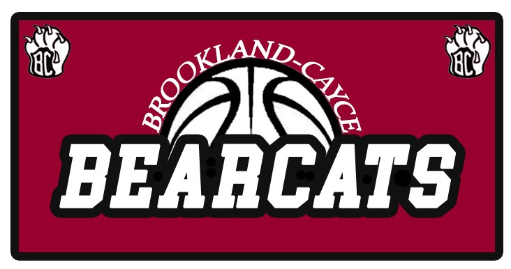 BCHS Basketball Logo