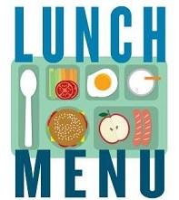 Lunch Menu Clip Art