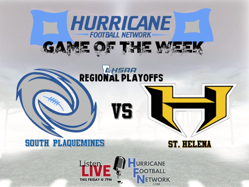 2A Playoffs: SPHS @ St. Helena Thumbnail Image