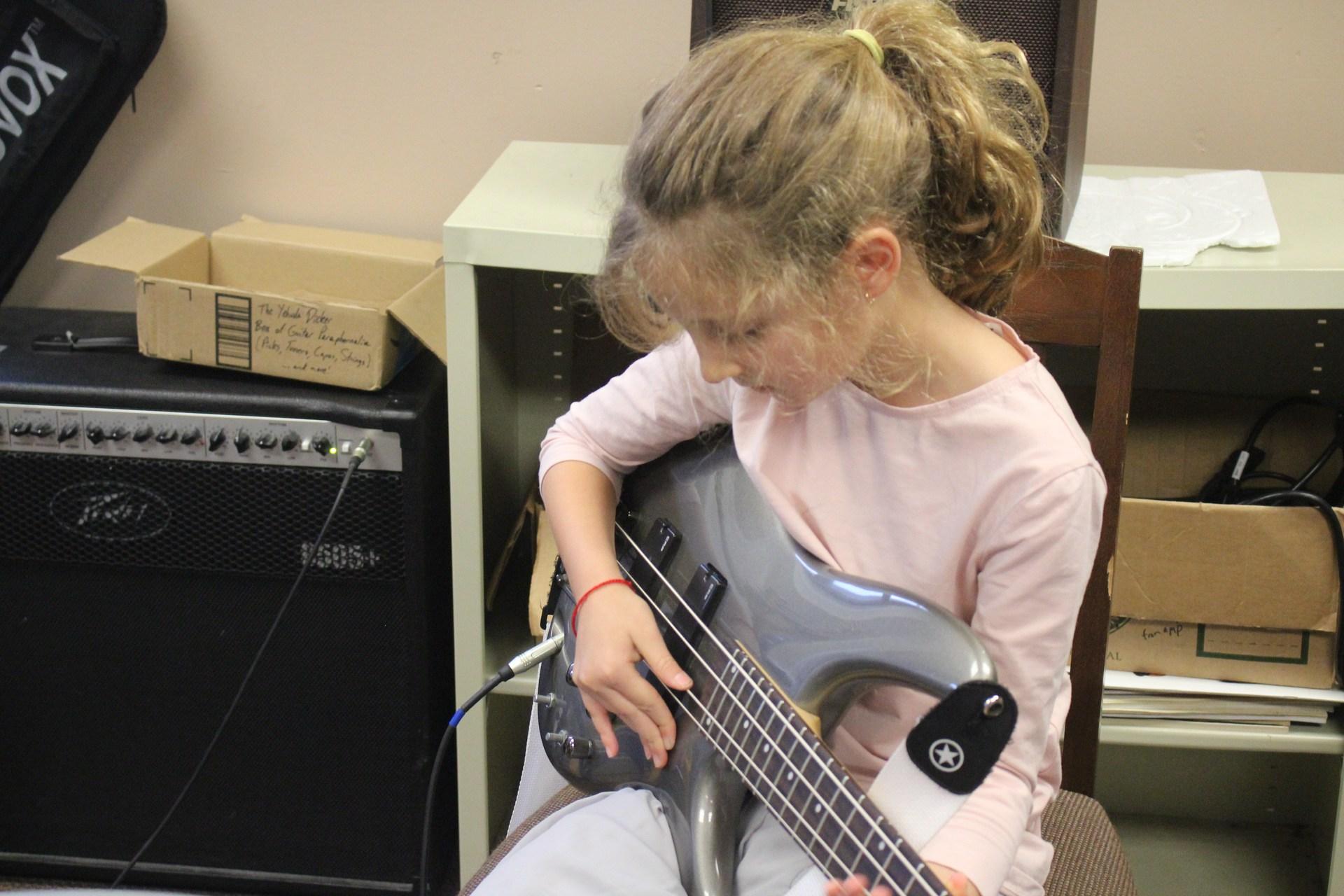 LS guitar