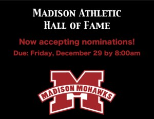 Hall of Fame nomination announcement