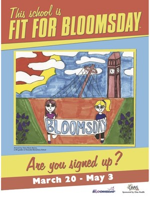 Fit for Bloomsday