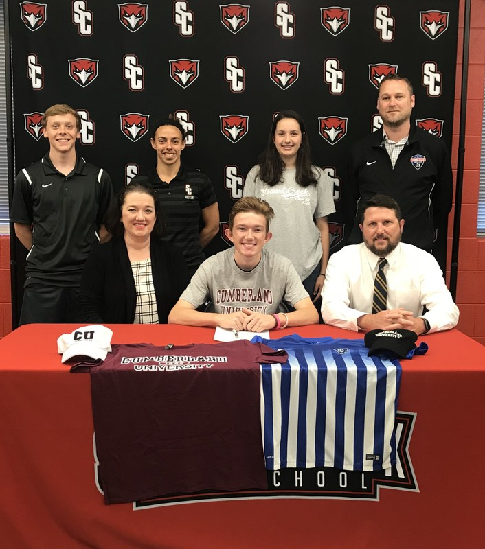 Andrew Udulutch Signs with Cumberland University
