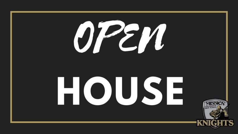 Open House: Thursday, March 1st 6-7:30 P.M. Featured Photo
