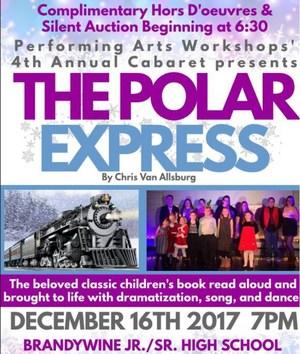 PAW presents the polar express