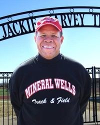 Legendary Coach Jackie Harvey