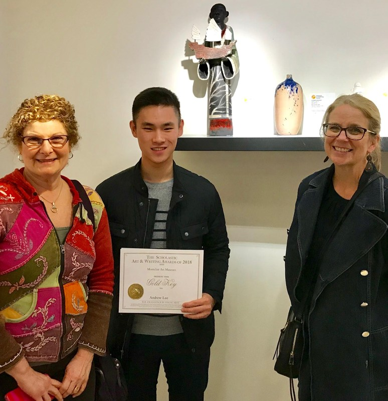 Lee '18 Receives Art Award Featured Photo