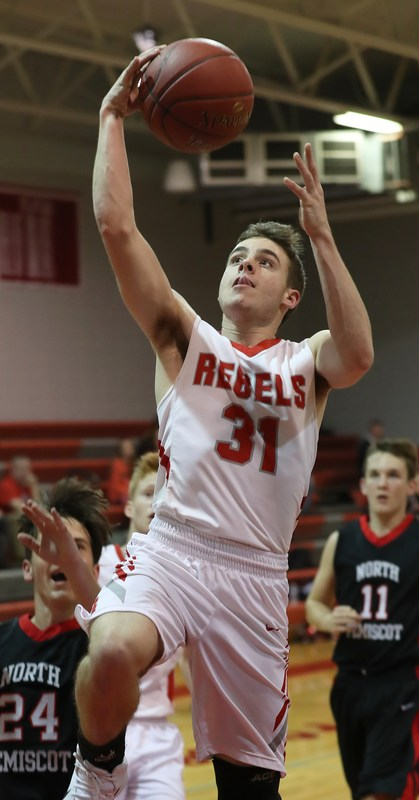 Congratulations to Rebel Basketball on their wins! Thumbnail Image