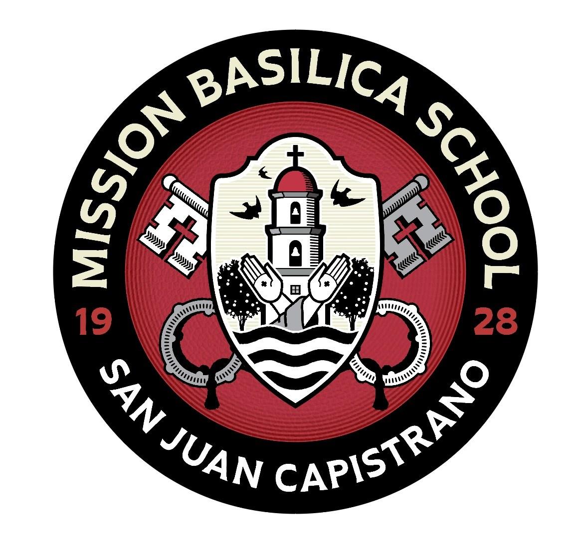 School Logo – Discover – Mission Basilica School
