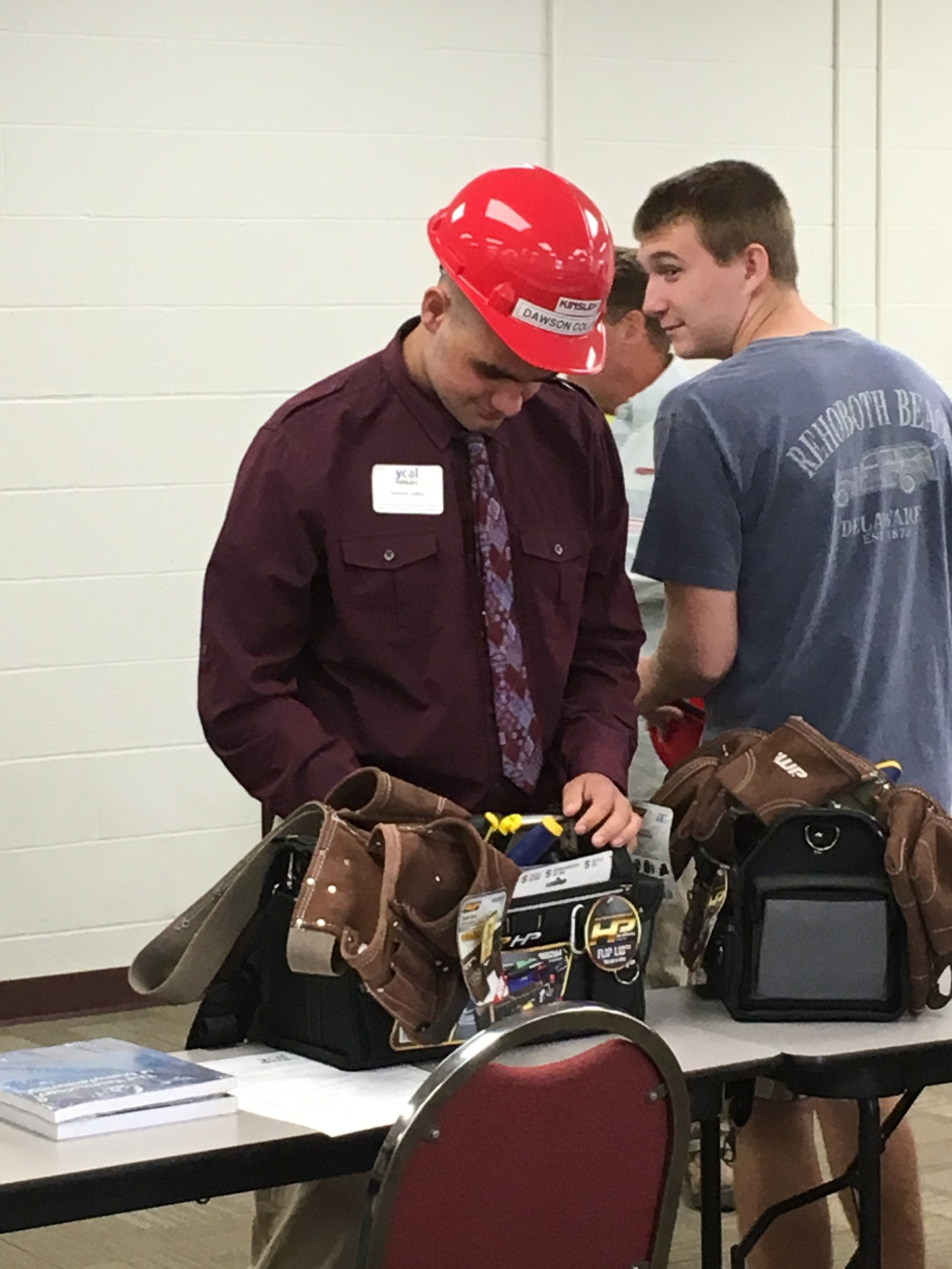 Pre-Apprenticeship Program:  Construction