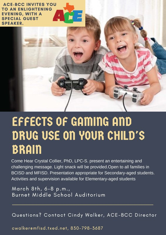 Effects of Gaming and Drug Use on your Child's Brain Thumbnail Image