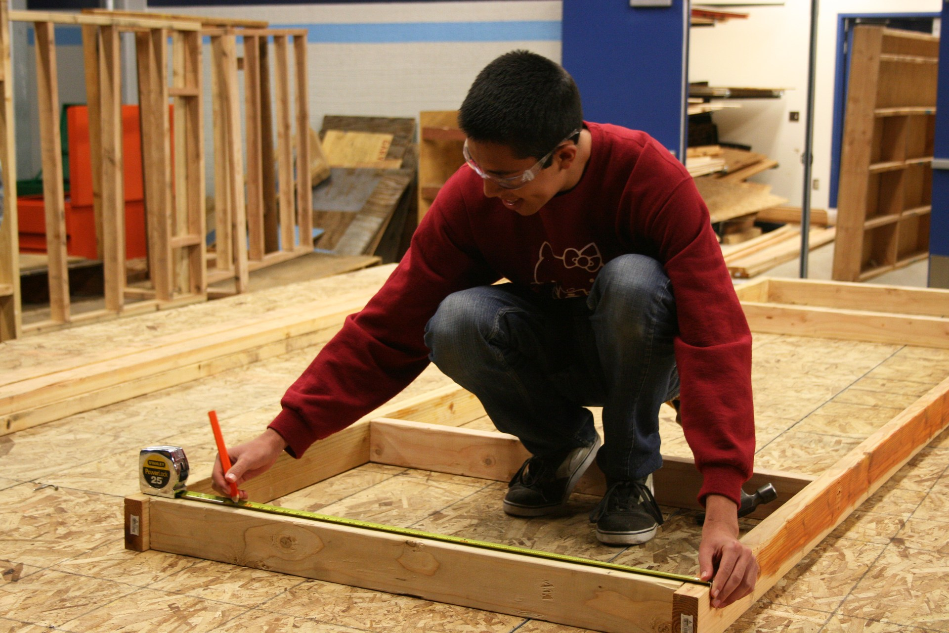Building and Construction Trades Career Pathway Hart District