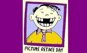 Picture Retakes Day