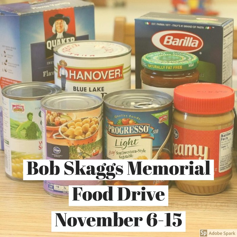 Bob Skaggs Memorial Food Drive Thumbnail Image
