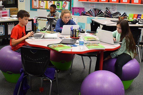 Classroom changes enhance student learning Thumbnail Image