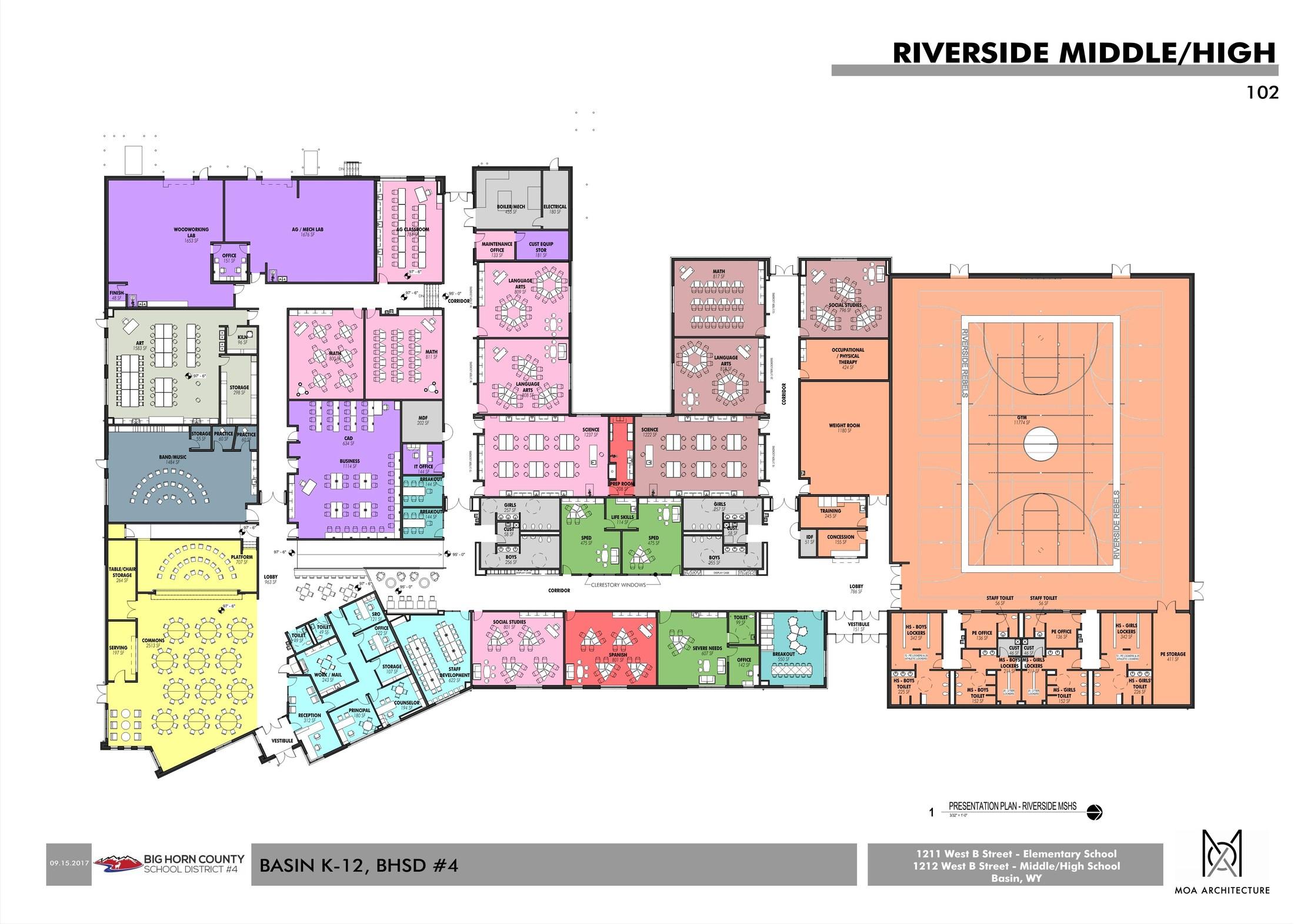 Riverside Middle/High