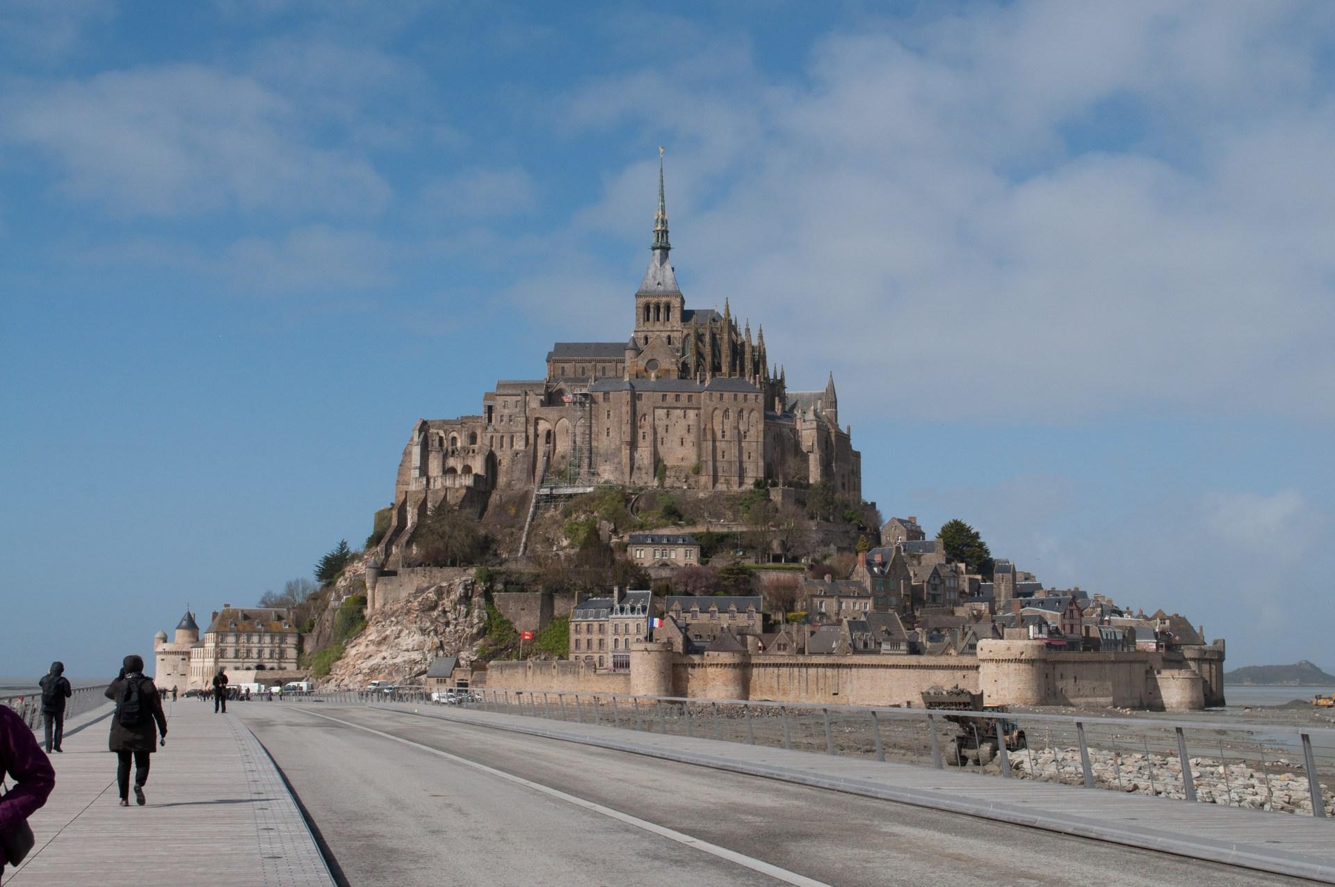 Mont St. Michel 2