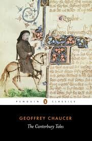 The Canterbury Tales book cover