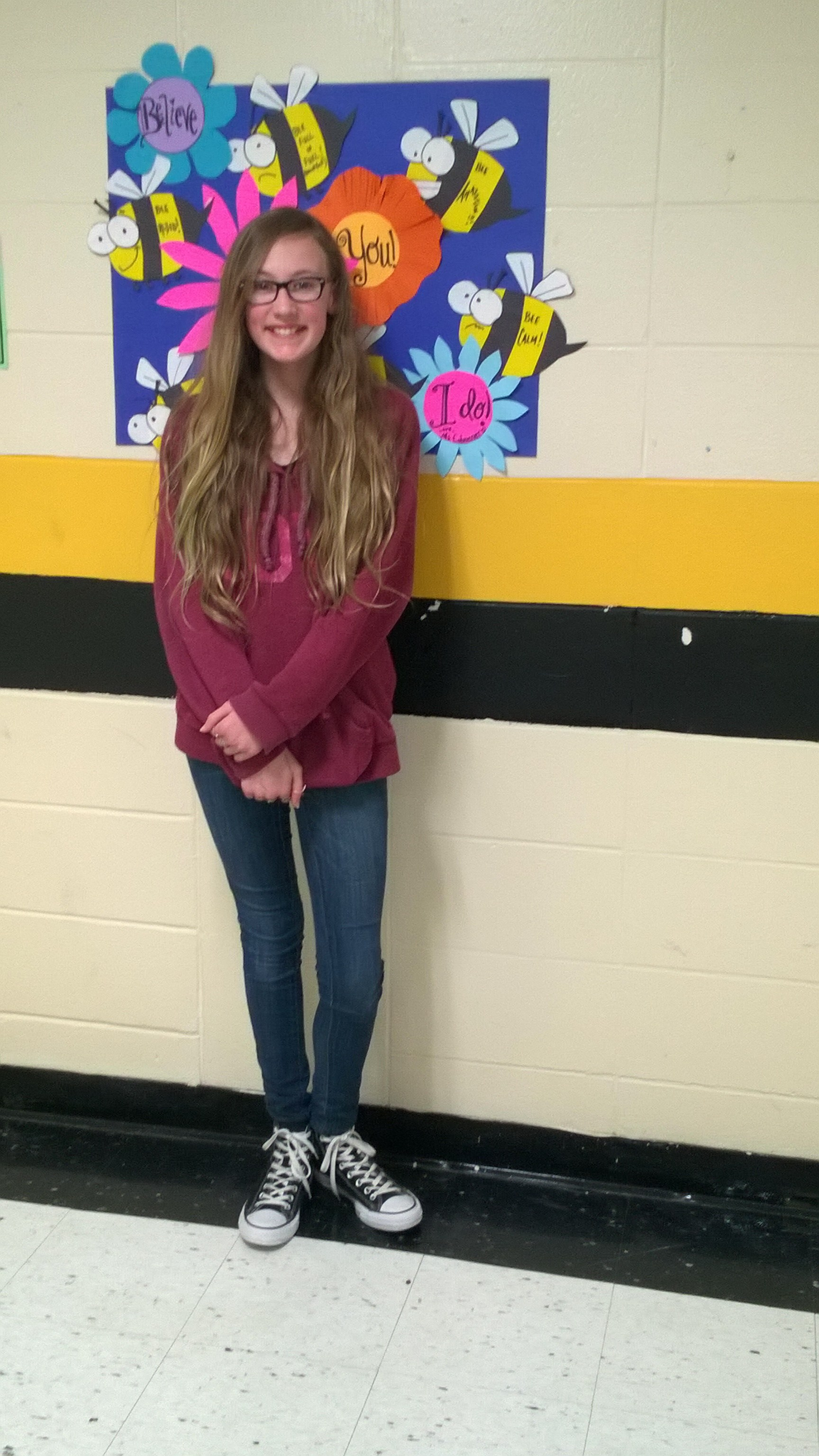 Student of the Month for March, Celebrating Leadership Image