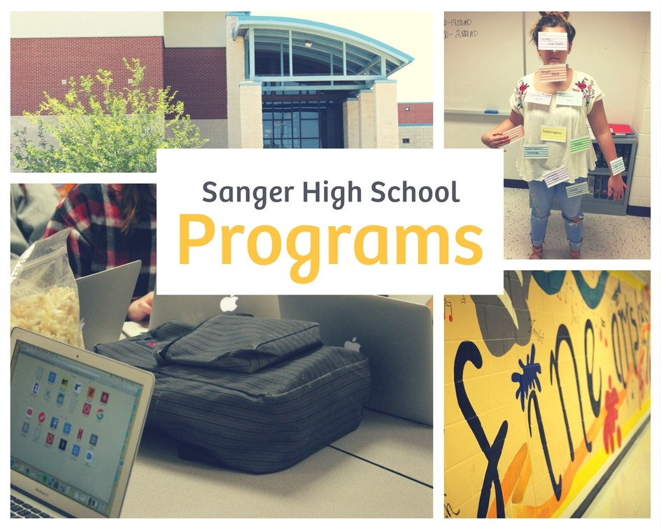 Sanger High School Programs