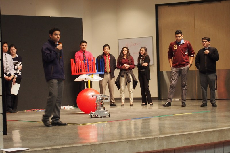 Want to see the Tinkerbotics Club in action LIVE? Thumbnail Image