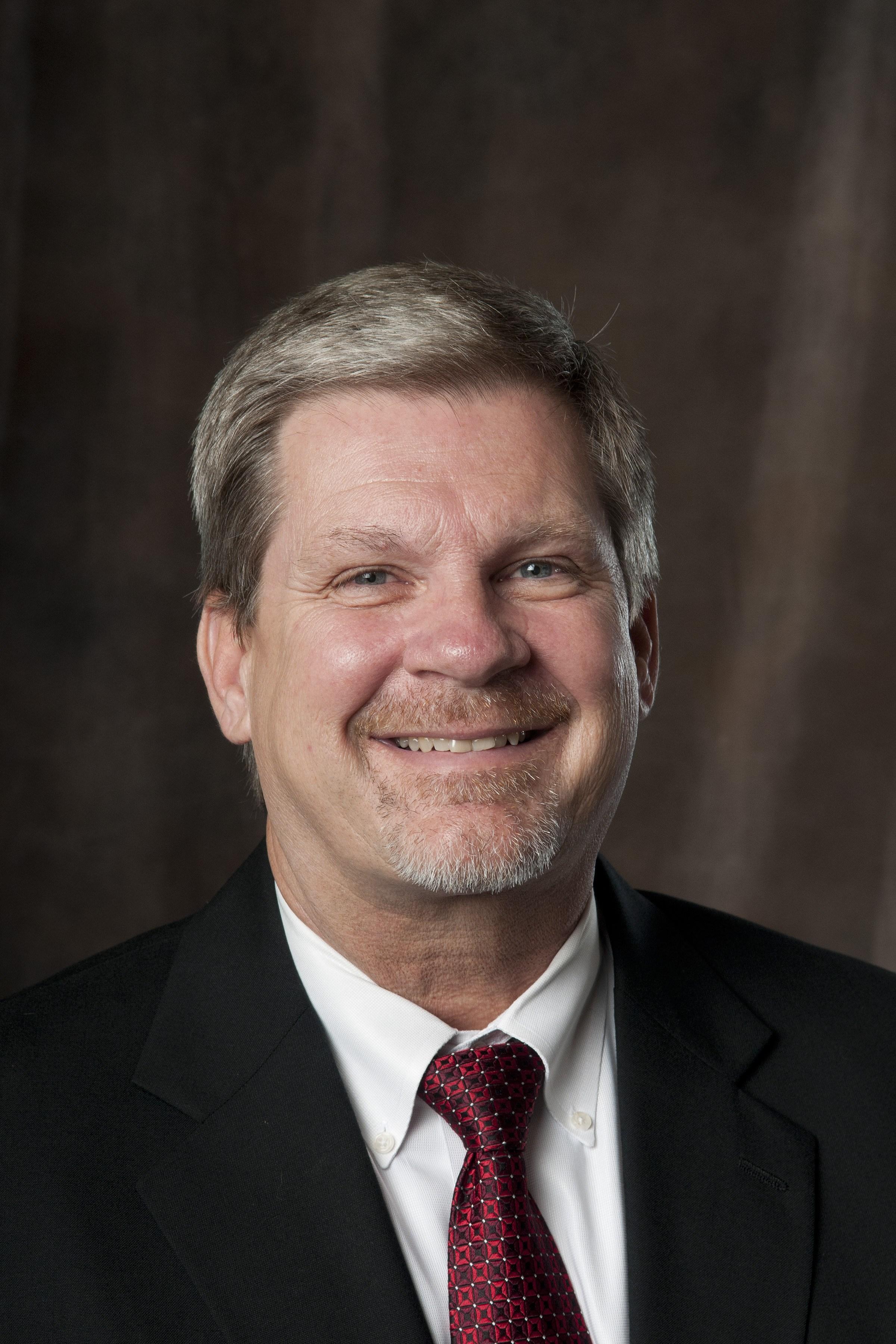Gary Glover, Principal of Sallas Mahone