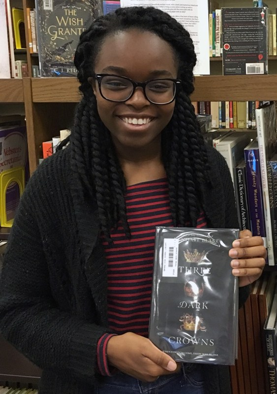RCS student Q&A with young adult author Kendare Blake Thumbnail Image