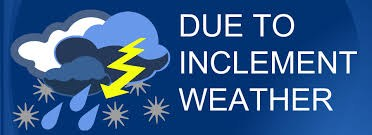 inclement weather logo