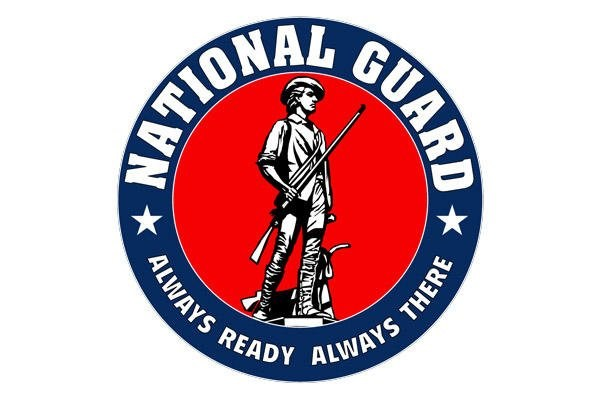 USA National Guard logo
