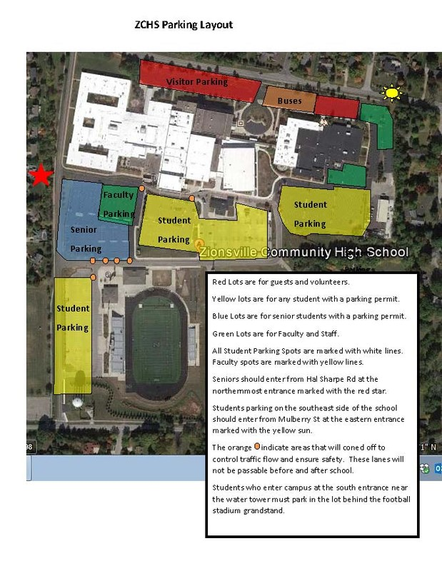 ZCHS Parking Assignment Thumbnail Image