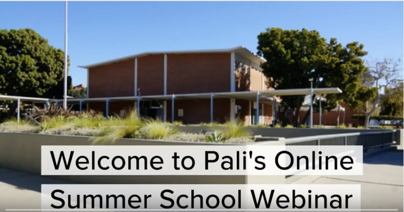PCHS Summer School 2018 Thumbnail Image