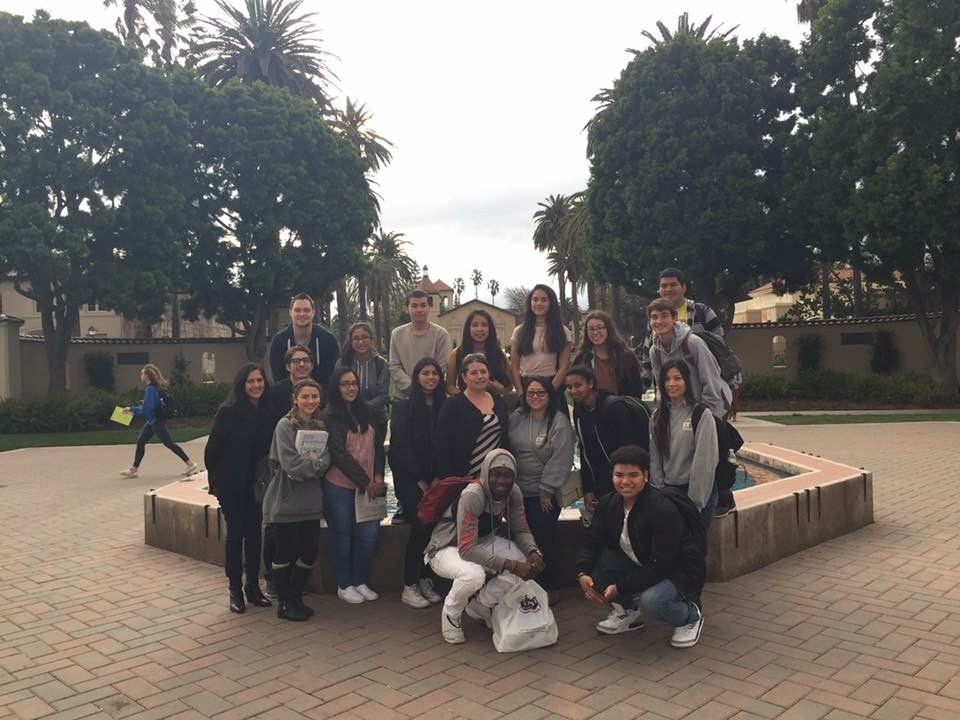 Image of Del Mar College Map Students