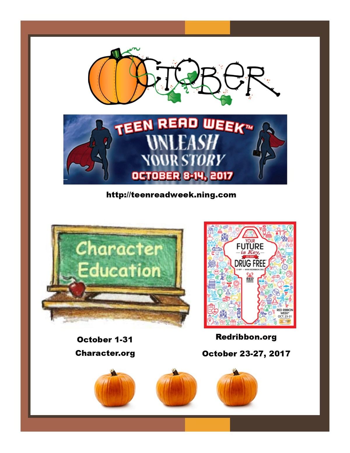 October Resolutions