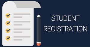 Registration background
