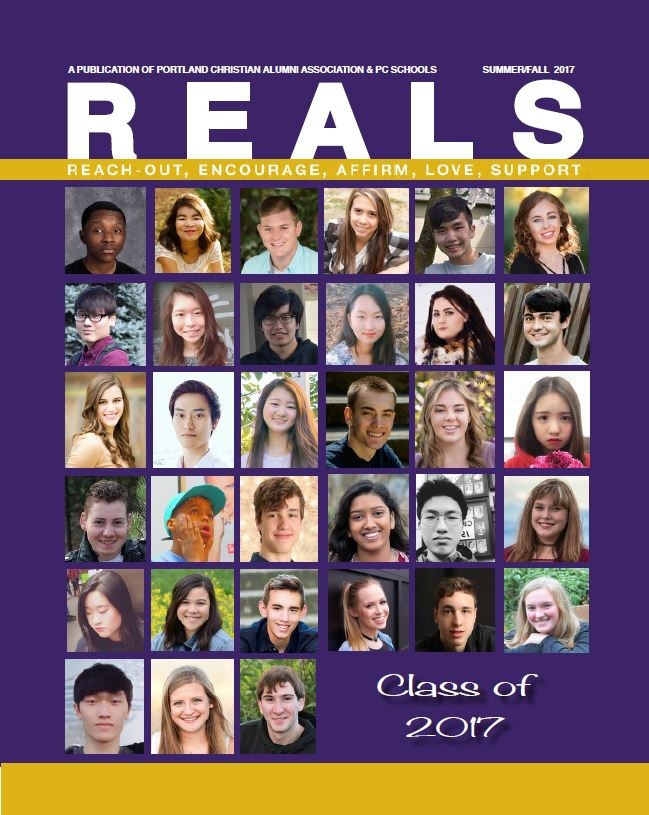 Cover of REALS summer-fall 2017